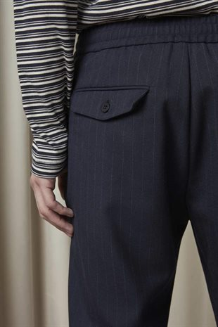 FOSS 1823 - NAVY STRIPE