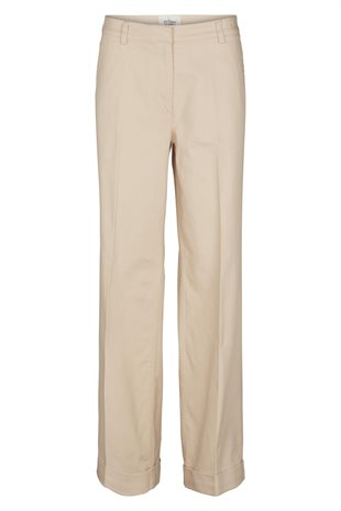 SECOND FEMALE - NOMIO MW TROUSERS - BRAZILIAN SAND
