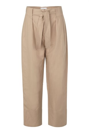 SECOND FEMALE - SELENE MW TROUSERS - CUBAN SAND