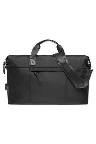 MATINIQUE - WEEKENDER N NYLON BAG - BLACK