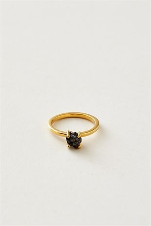 STUDIO LOMA - ANNEBELLLE - BLACK RAW DIAMOND