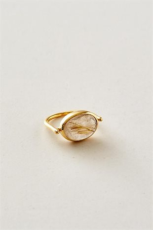 STUDIO LOMA - ALMA - GOLDEN RUTILE - GOLD