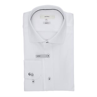 2 BLIND 2 C - 146 STEVE S SHIRT SLIM - WHITE