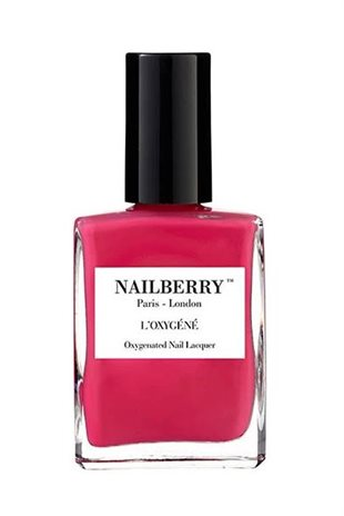 NAILBERRY - PINK BERRY - 15 ML