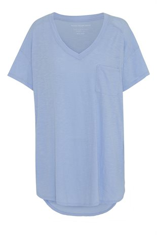 MOSHI MOSHI MIND - DREAMY T-SHIRT - LIGHT BLUE