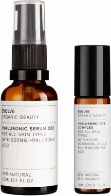 EVOLVE ORGANIC BEAUTY - HYALURONIC DUO KIT