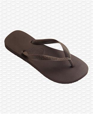 HAVAIANAS - TOP - DARK BROWN