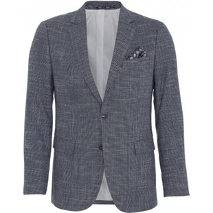 2 BLIND 2 C - FRESCO STRETCH BLAZER 326 - LIGHT BLUE
