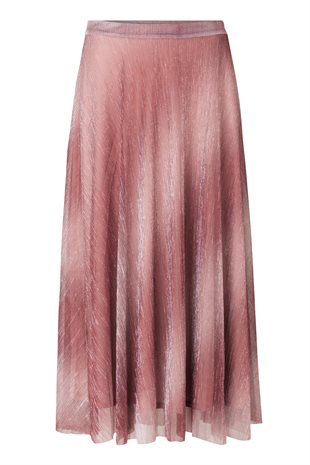 SECOND FEMALE - AMETRINE SKIRT - DUSTY ROSE
