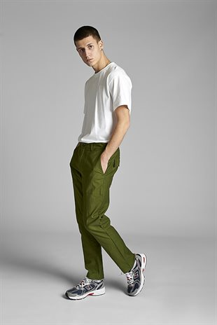 ANERKJENDT - AKJOHN WORKER - VINEYARD GREEN