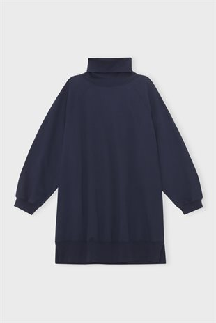 MOSHI MOSHI MIND - ATLAS SWEAT - NAVY BLUE