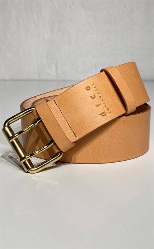 DICO - BELT TWIN HOLE - NATURAL
