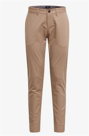 MARTINIQUE - PRISTU GARMENT DYED SATEEN - DESERT KHAKI