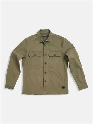 GABBA - TOPPER SHIRT - ARMY
