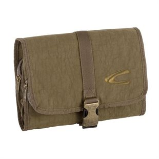 CAMEL ACTIVE - B00 402 35 ROLL UP WASH BAG - KHAKI
