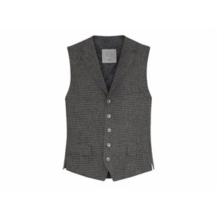 2 BLIND 2 C  - 143 WOLF VEST SOFT FITTED - DBR