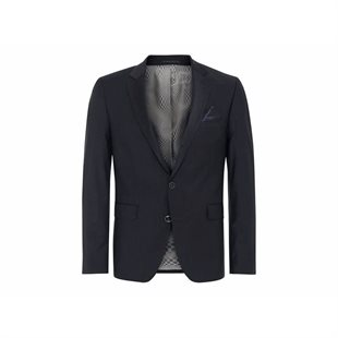 2 BLIND 2 C -138 FORD SUIT JACKET FITTED - NAV
