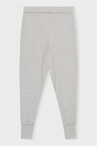 MOSHI MOSHI MIND - ANGEL PANTS - LIGHT GREY MELANGE