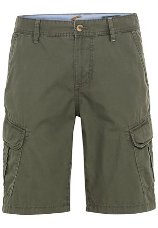 CAMEL ACTIVE - 496640 3R96 SHORTS - COL. 38 ARMY