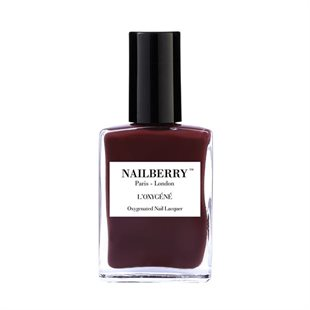 NAILBERRY - DIAL M FOR MAROON - 15 ML
