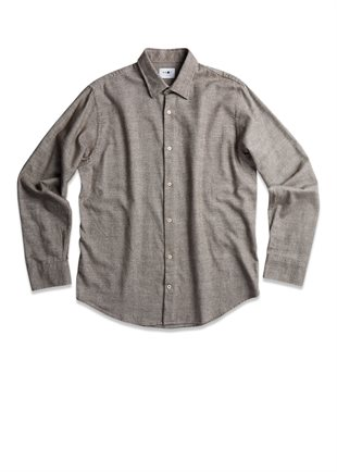 NN07 - ENRICCO SHIRT 5167 - 800 BROWN