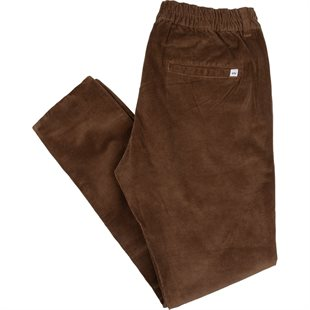 KRONSTADT - ENZO CORDUROY PANTS - BROWN