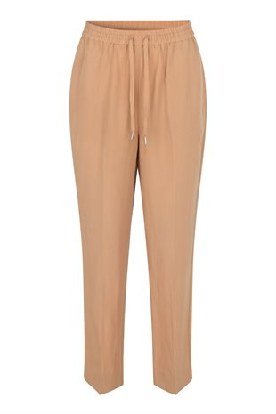SECOND FEMALE - NUKANA TROUSERS - TUSCANY